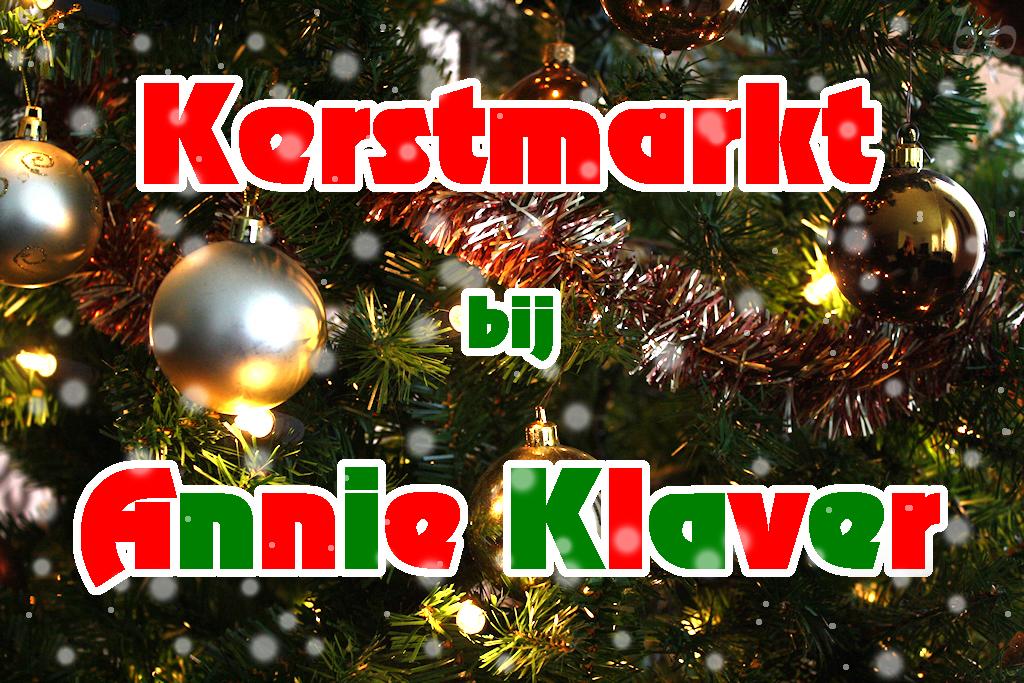 Kerstmarkt Bij Annie Weiteveen Info